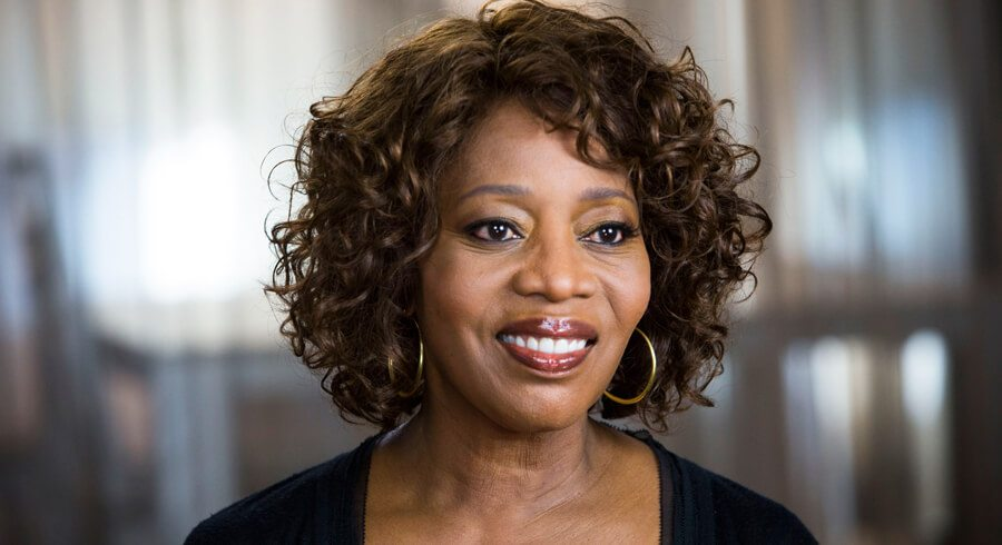 Tribute to ALFRE WOODARD at Toronto Black Film Festival #TBFF16