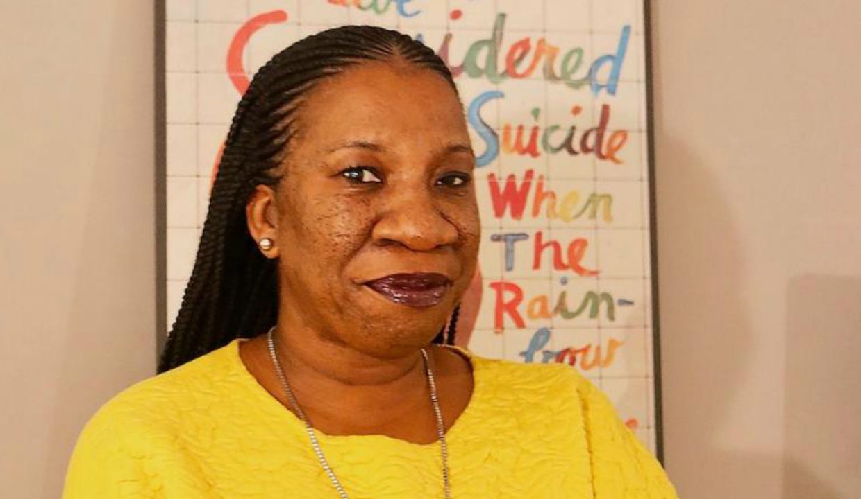 AN INTIMATE CONVERSATION WITH TARANA BURKE + TRIBUTE
