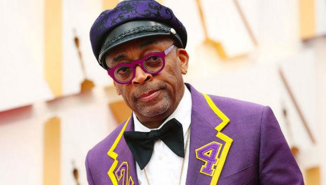SPIKE LEE AT THE OSCARS 2020
