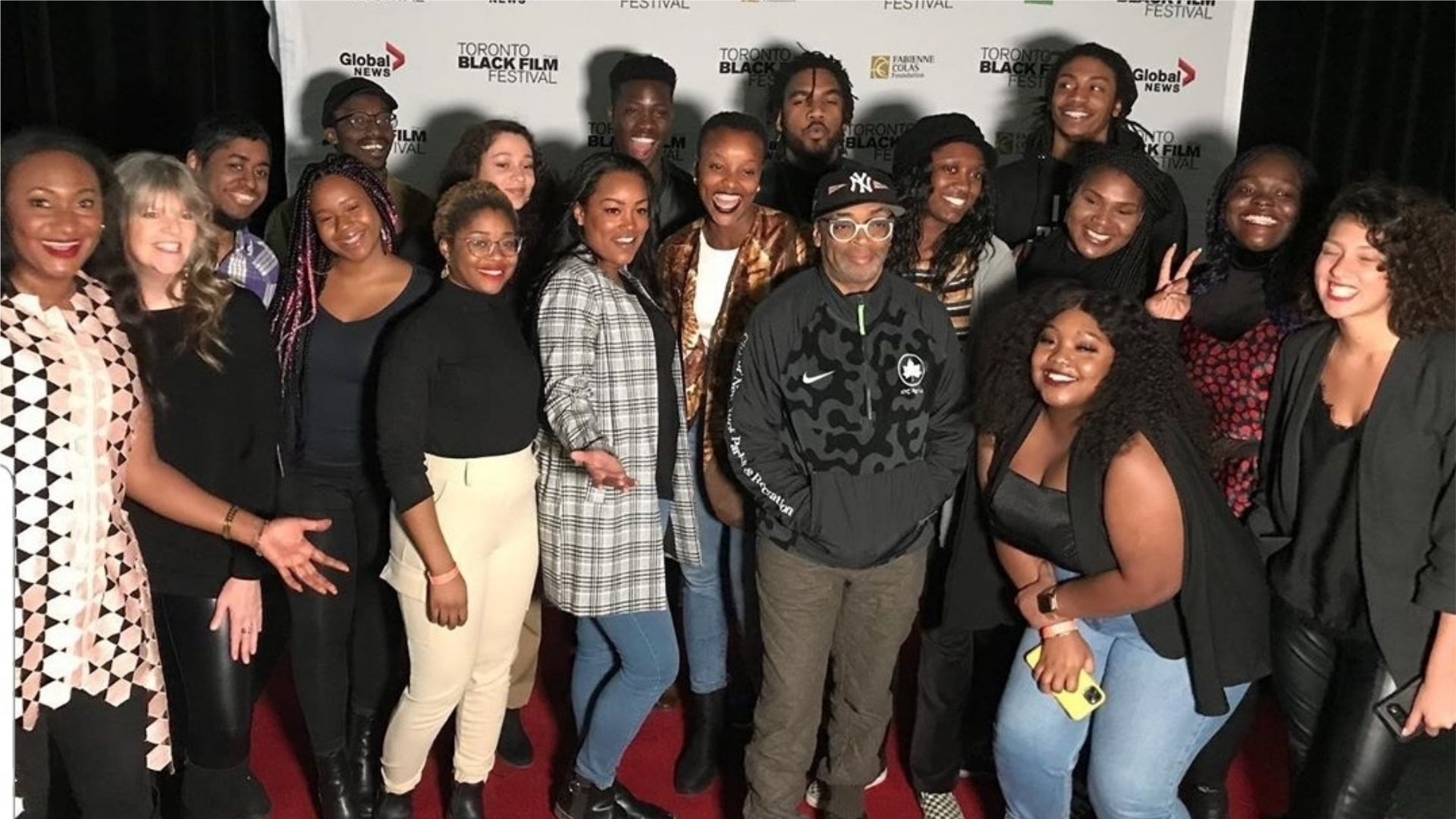 BEING BLACK IN TORONTO NOMINATED AT CANADIAN SCREEN AWARDS..